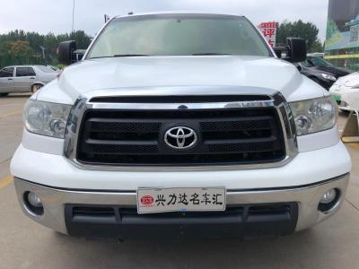 2010年9月 丰田 坦途(进口) 5.7 标准型图片