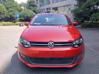 2011年6月 大众 Polo 1.6L 自动致酷版图片