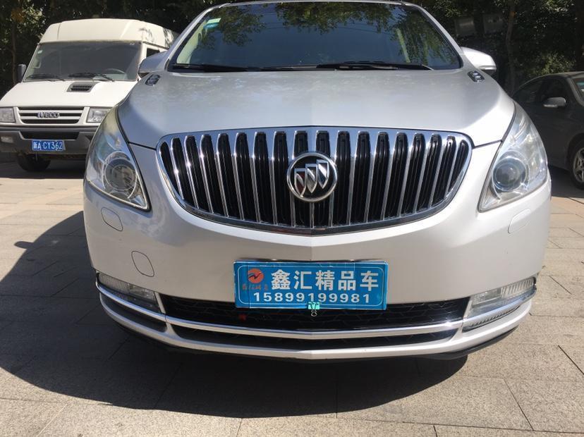 别克 GL8  2011款 3.0L GT豪华商务豪雅版图片