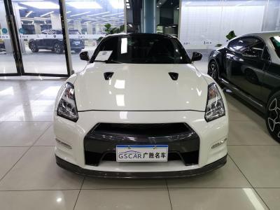 2015年8月 日产 GT-R(进口) 3.8T 豪华棕红内饰版图片