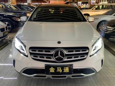 奔驰 奔驰GLA  2018款 GLA 200 时尚型?#35745;?/>                         <div class=
