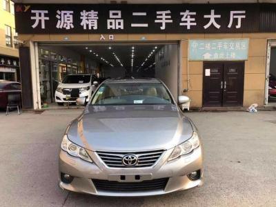 2011年2月 丰田 锐志 2.5V 风度菁英版图片