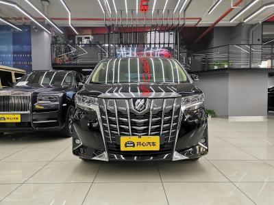 2019年2月 豐田 埃爾法(進口) 改款 3.5L 豪華版圖片