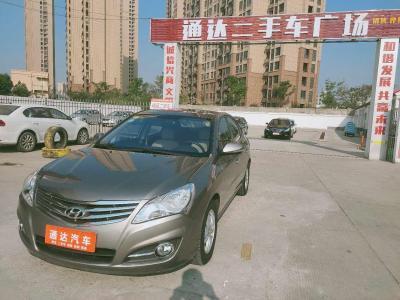 現代 悅動  2011款 1.6L 自動舒適型圖片