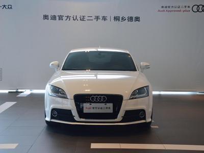 2014年4月 奥迪 奥迪TT(进口) TT Coupe 45 TFSI 悦尚型图片