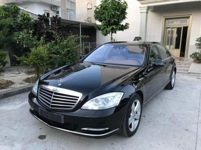 2012年8月 奔馳 奔馳S級  S 350 L 4MATIC Grand Edition圖片