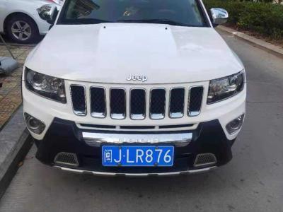 Jeep 指南者  2014款 2.0L 两驱豪华版图片