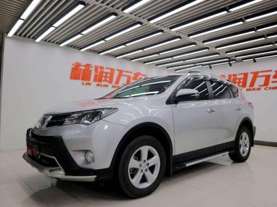 豐田 RAV4榮放  2013款 2.0L CVT四驅新銳版圖片