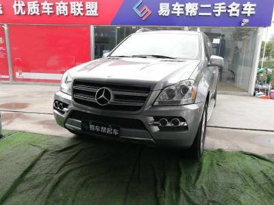2012年5月 奔馳 奔馳GL級  GL 350 柴油美規版圖片