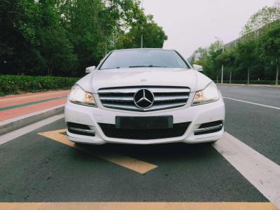 2012年9月 奔驰 奔驰C级  C 200 CGI 优雅型图片
