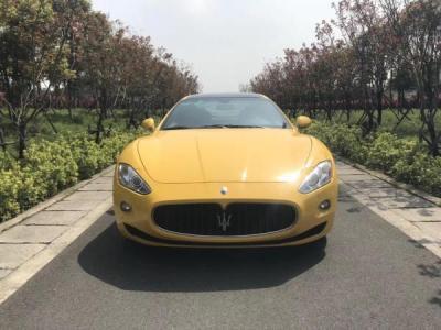 玛莎拉蒂 GT  4.2图片
