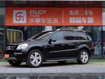 奔驰 GL级  GL350 BlueTEC 3.0T 4MATIC图片
