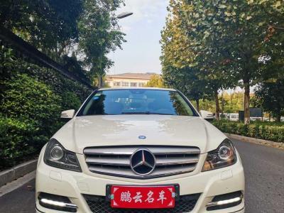 2012年5月 奔驰 奔驰C级 C 200 CGI 时尚型图片