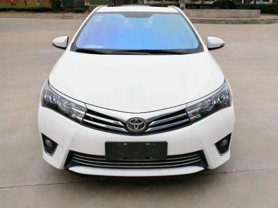 2017年6月 豐田 卡羅拉 改款 1.6L S-CVT GL圖片