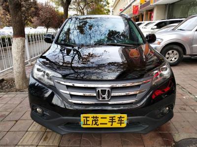 本田 CR-V  2013款 2.4L 四驱豪华版?#35745;?/>                         <div class=