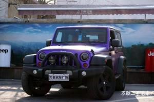 Jeep 牧马人 2010款3.8 两门 Sahara