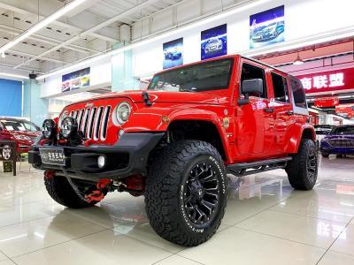 2016年8月 Jeep 牧马人  3.0L Sahara 四门舒享版?#35745;?/>                         <div class=