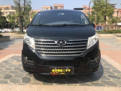 江淮 瑞风M5  2012款 2.0T 汽油手动商务版