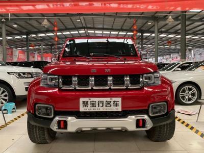 2019年7月 北汽 BJ40 北京40PLUS 2.0T城市獵人版圖片