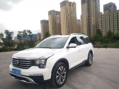 2017年3月 广汽传祺 GS8 320T 两驱豪华智联版图片