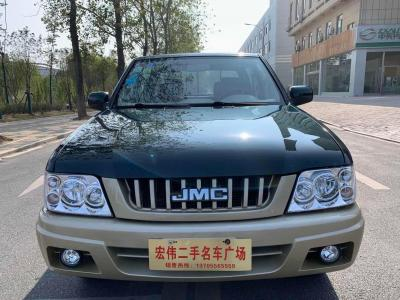 江铃 宝典  2015款 2.8T 新时尚四驱豪华版图片