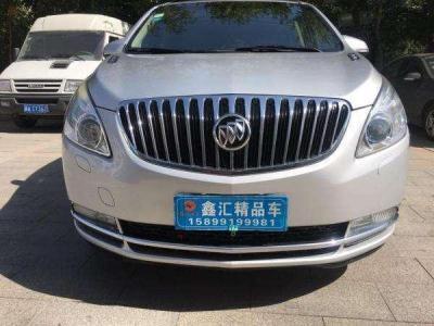 別克 GL8  2013款 3.0L XT豪華商務旗艦版圖片