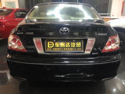 丰田 锐志  2008款 2.5S 特别导航版