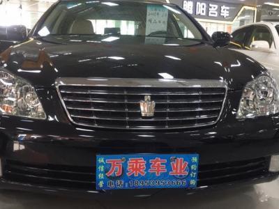 豐田 皇冠  2009款 2.5L Royal特別導航版