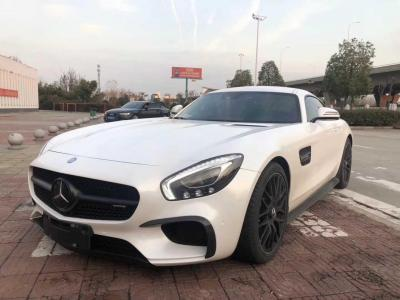 奔驰 奔驰AMG GT  2019款 AMG GT