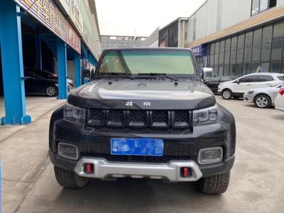北京 BJ40  2018款 PLUS 2.3T 自動四驅尊享版圖片