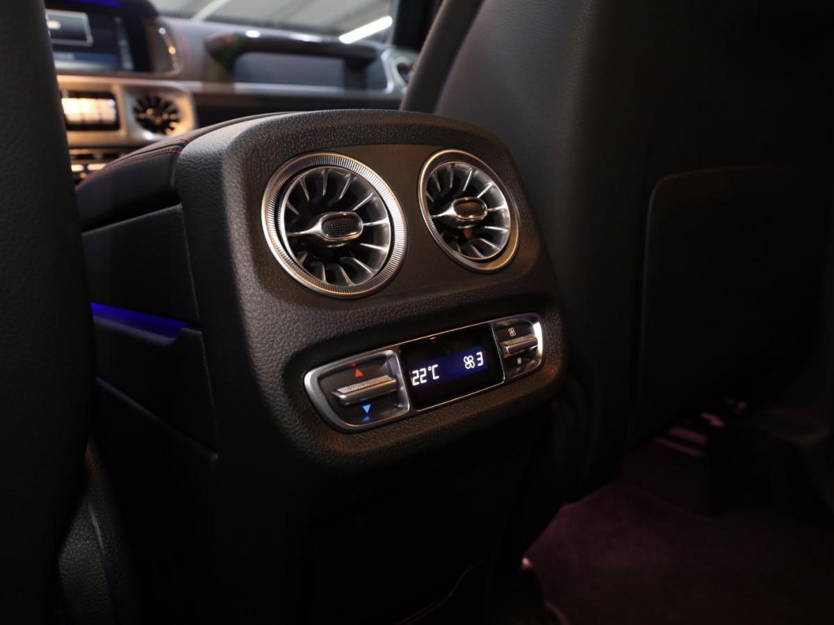 奔驰 奔驰G级AMG  2019款  改款 AMG G 63图片