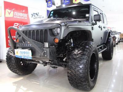 Jeep 牧馬人  2013款 3.6L 四門十周年紀念版