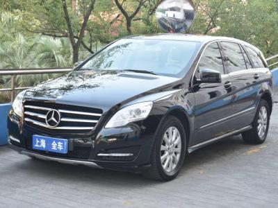 2013年10月 奔驰 奔驰R级  R 300 L 商务型图片