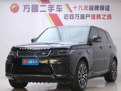 2018年5月 路虎 揽胜运动版新能源(进口) P400e图片