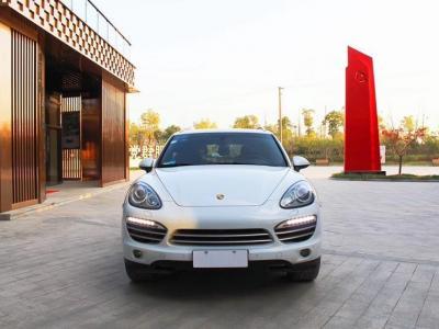 2014年6月 保时捷 Cayenne  Cayenne Platinum Edition 3.0T图片