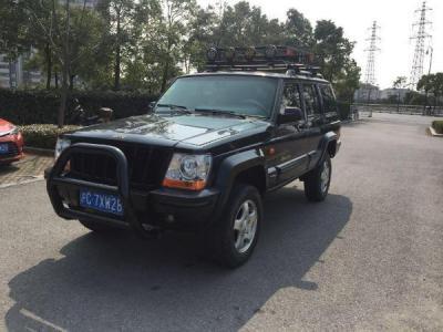 千里马 jeep图片