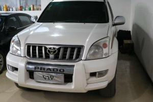 二手丰田(进口)普拉多2.7 GX