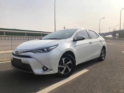 丰田 雷凌  2017款 改款 1.8V CVT 豪华版 国V图片
