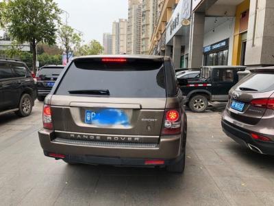 2011年6月 路虎 揽胜运动版  3.0 TDV6 Sporty 柴油版图片