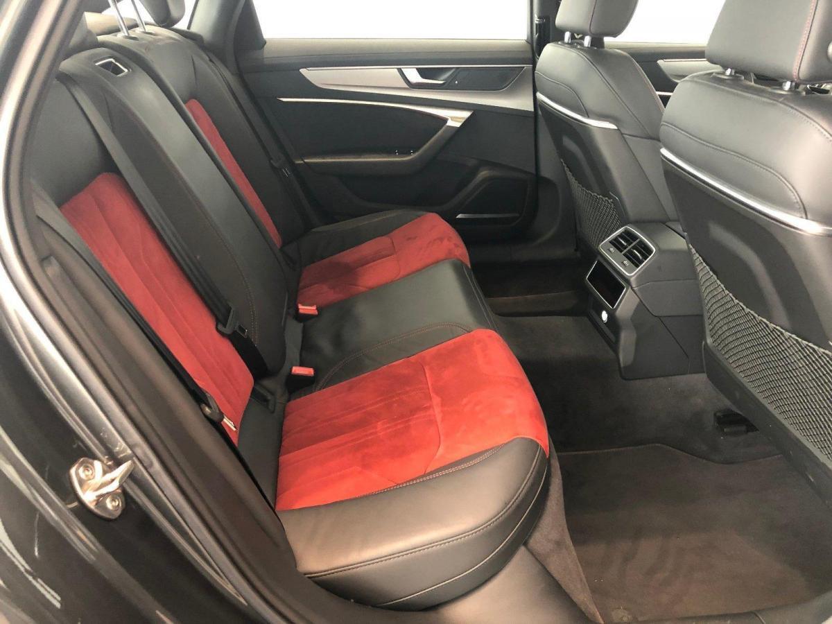奥迪 奥迪A6L  2019款 45 TFSI quattro 尊享动感型图片