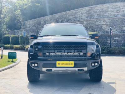 2014年12月 福特 F-150(进口) 6.2L SVT Raptor SuperCab图片