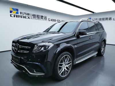 奔馳 奔馳GLS AMG  2016款 AMG GLS 63 4MATIC圖片