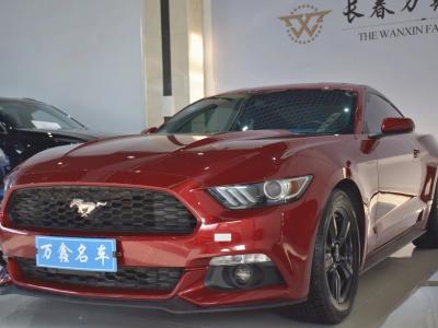 2016年1月 福特 Mustang(進口) 福特野馬2016款 2.3T 美規版圖片