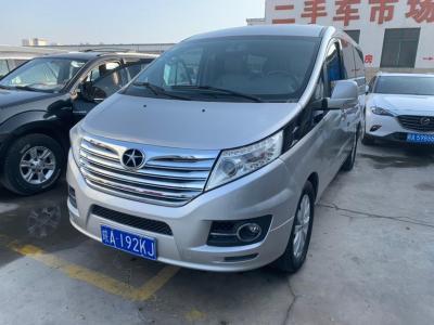 江淮 瑞風M5  2013款 2.0T 汽油自動商務版