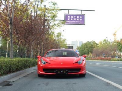 2014年7月 法拉利 458 4.5L Italia图片