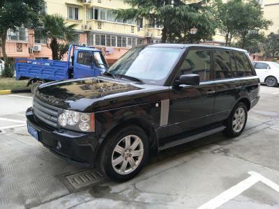 路虎 攬勝運動版  2005款 運動版V8 4.4