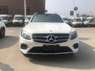 奔驰 GLC级 GLC260 2.0T 4MATIC 豪华型