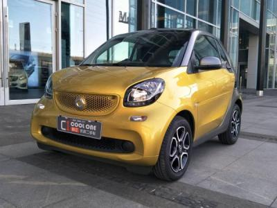 Smart Fortwo  Coupe 0.9T 先锋版图片