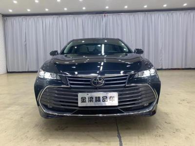 2019年6月 丰田 亚洲龙 2.5L Touring尊贵版 国V图片