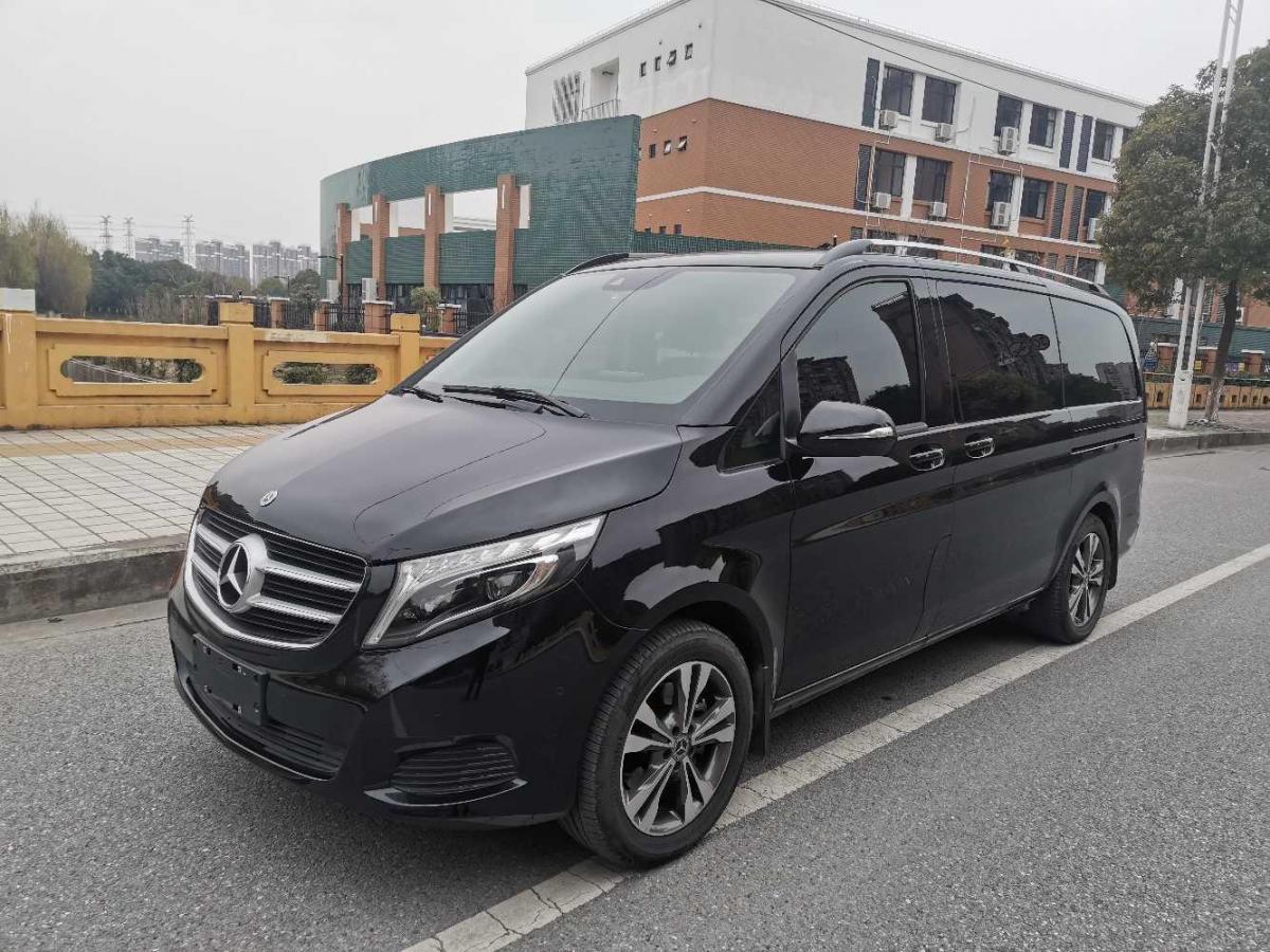 2019年5月_出售二手车奔驰 V级  2018款 V 260 领航版 国VI哪里有卖_价格多少47.5万